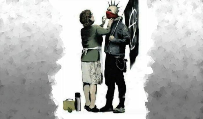 L'intolleranza dei neo anti-fascisti