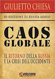 Caos Globale Giulietto Chiesa