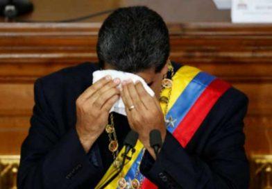 Maduro a Caracas