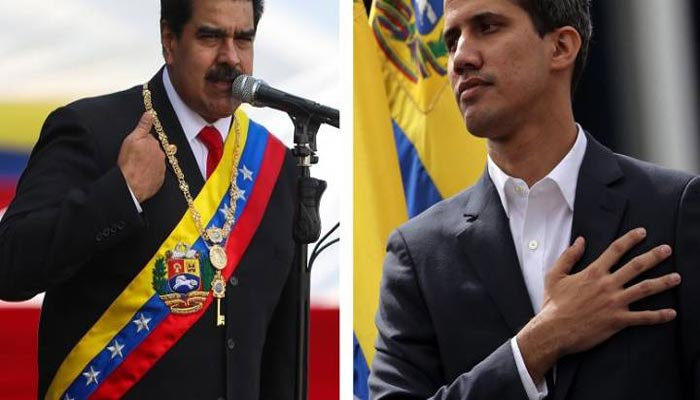 Maduro vs Guido