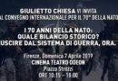 Convegno Internazionale per il 70° della Nato