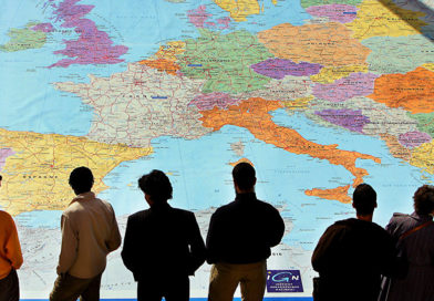 un'Europa inquieta e divisa
