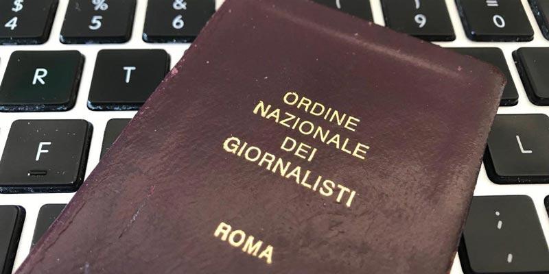 Ordine Nazionale dei Giornalisti Roma