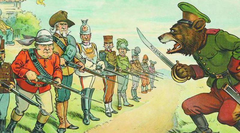 Russofobia Russia Jacopo Jacoboni